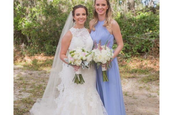Bride _ bridesmaid flowers 3