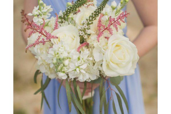 Bride _ bridesmaid flowers 4