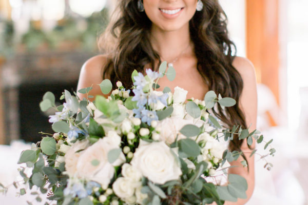 Bridal Bouquet - Kellie + Jacob