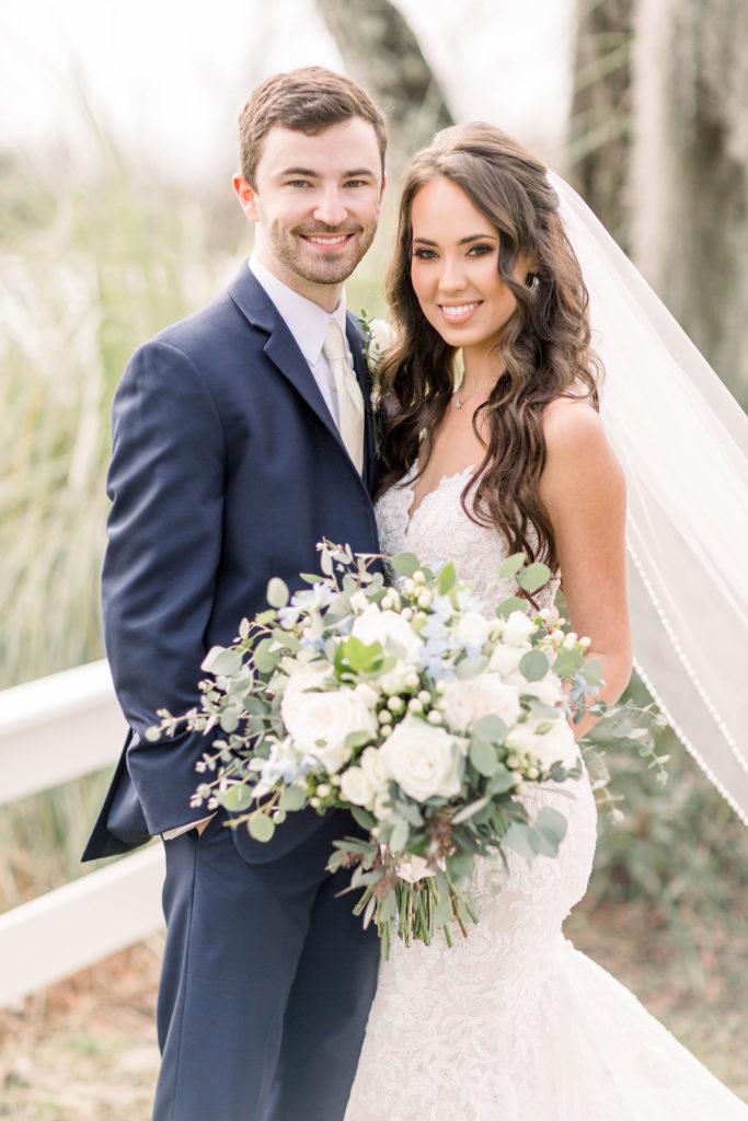 Bridal Bouquet - Kellie + Jacob